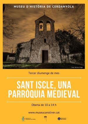 Sant Iscle, parroquial medieval
