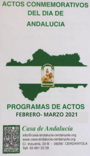 Cartell Día de Andalucía 2021