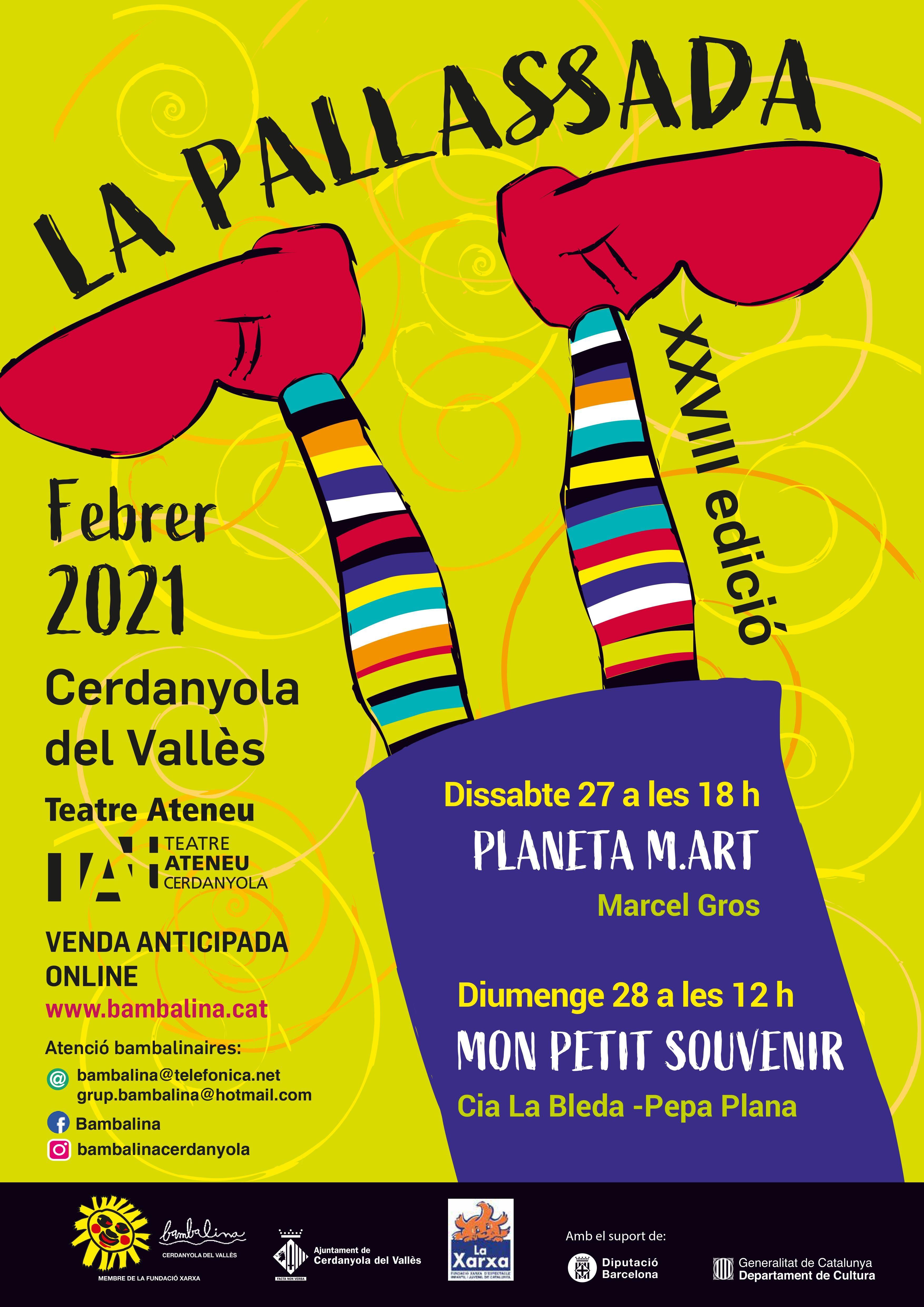 cartell de La Pallassada