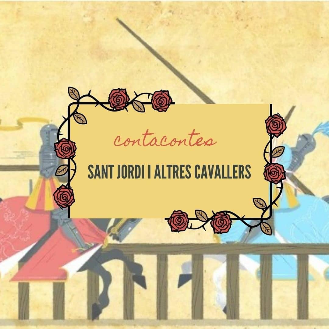 Imatge Contacontes 'Sant Jordi i altres cavallers'