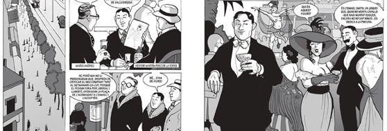 còmic d'Ismael Smith