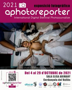 Exposició Aphotoreporter 2021