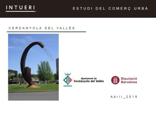 Estudi del comerç a Cerdanyola del Vallès