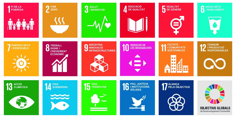 Transformar el nostre món: l'Agenda 2030 per al Desenvolupament Sostenible.