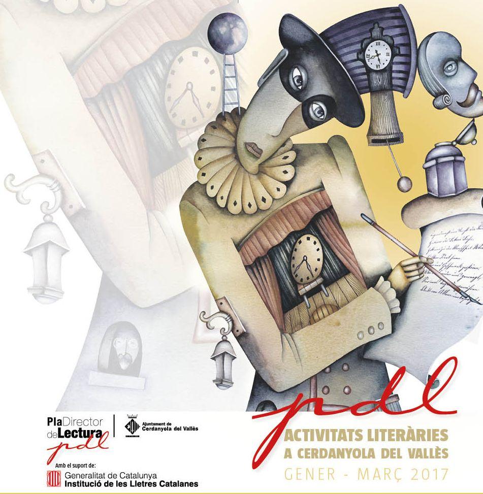 El Pla Director de Lectura de Cerdanyola segueix apropant la literatura a la ciutadania