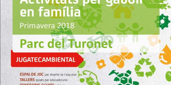 Cartell de la Jugatecambiental 2018