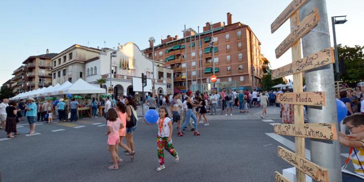 La Fira ocuparà la cruïlla de la pl Abat Oliva amb pg Cordelles, c Francesc Layret i av Lluís Companys