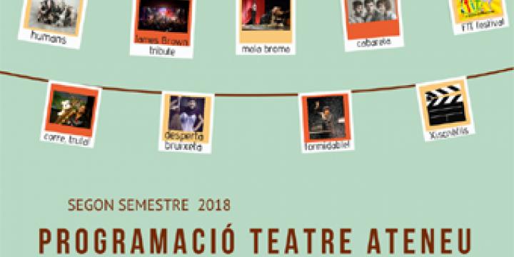Programació Teatre Ateneu
