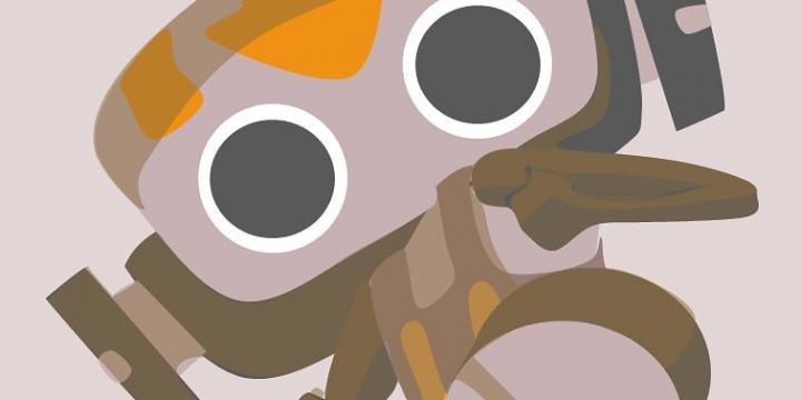 El  ZT2, un dels personatges del Joc de l'Okka
