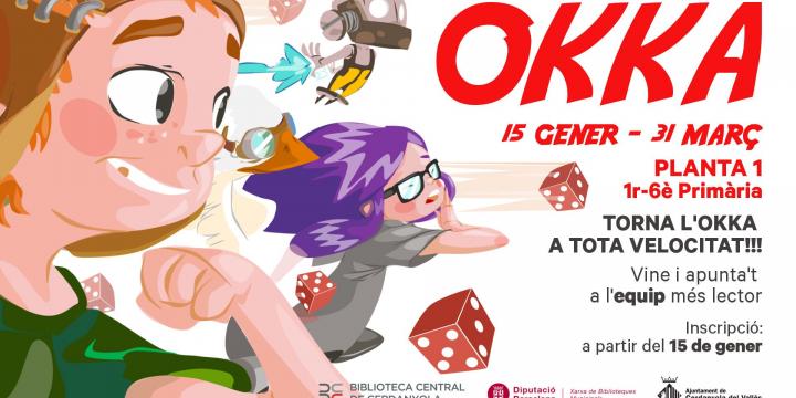 Cartell de l'Okka