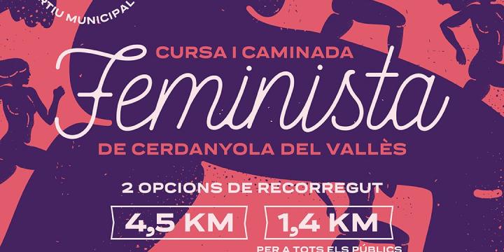 Imatge de la Cursa Feminista