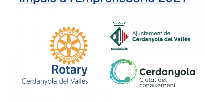 Imatge Beca Rotary 2021