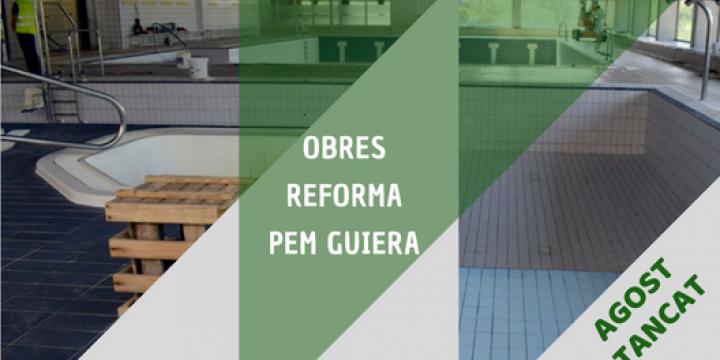 Obres Reforma PEM Guiera