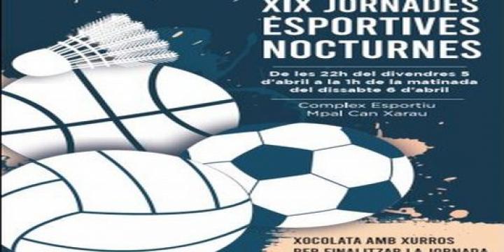 Jornades Esportives nocturnes