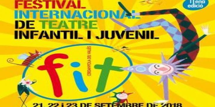 FIT Festival infantil i juvenil de Teatre