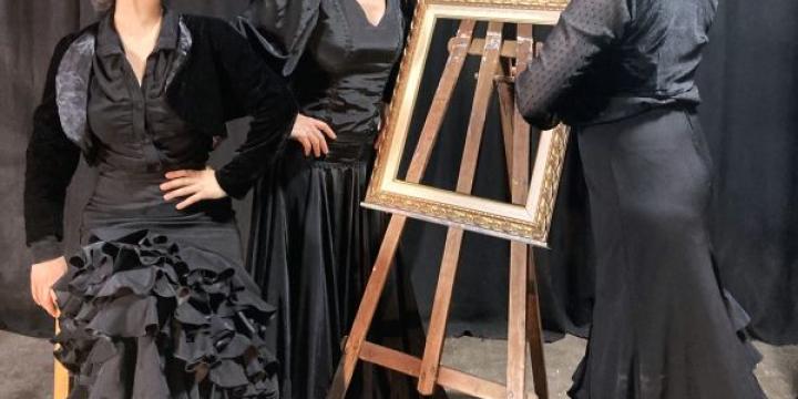 Foto promocional de 'Ramon Casas, la Bohemia y las musas'