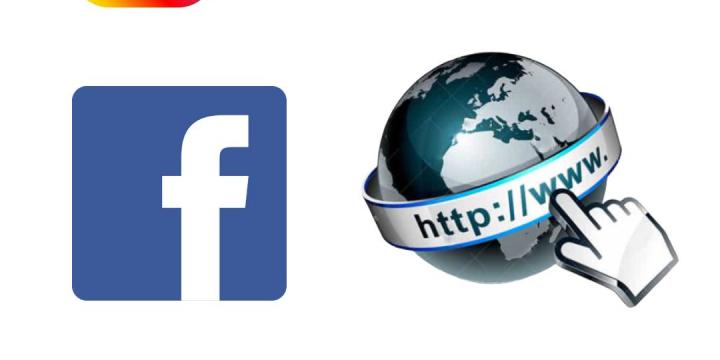 Imatge amb logos xarxes socials
