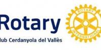 Logo del Rotary Club de Cerdanyola