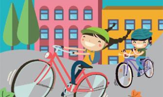 Els Camins Escolars sobre rodes!