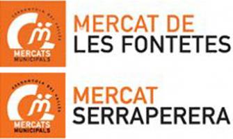 Logos dels mercats municipals