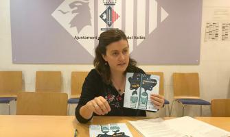 Elvi Vila durant la presentació de la campanya Una Nit d'Il·lusió per a Tothom
