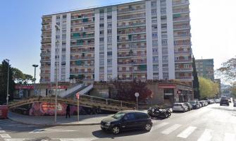 Bloc de pisos al barri de Les Fontetes