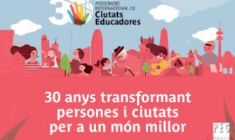 Imatge Dia Internacional de la Ciutat Educadora